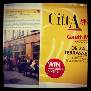 CittA magazine by Gault & Milliau